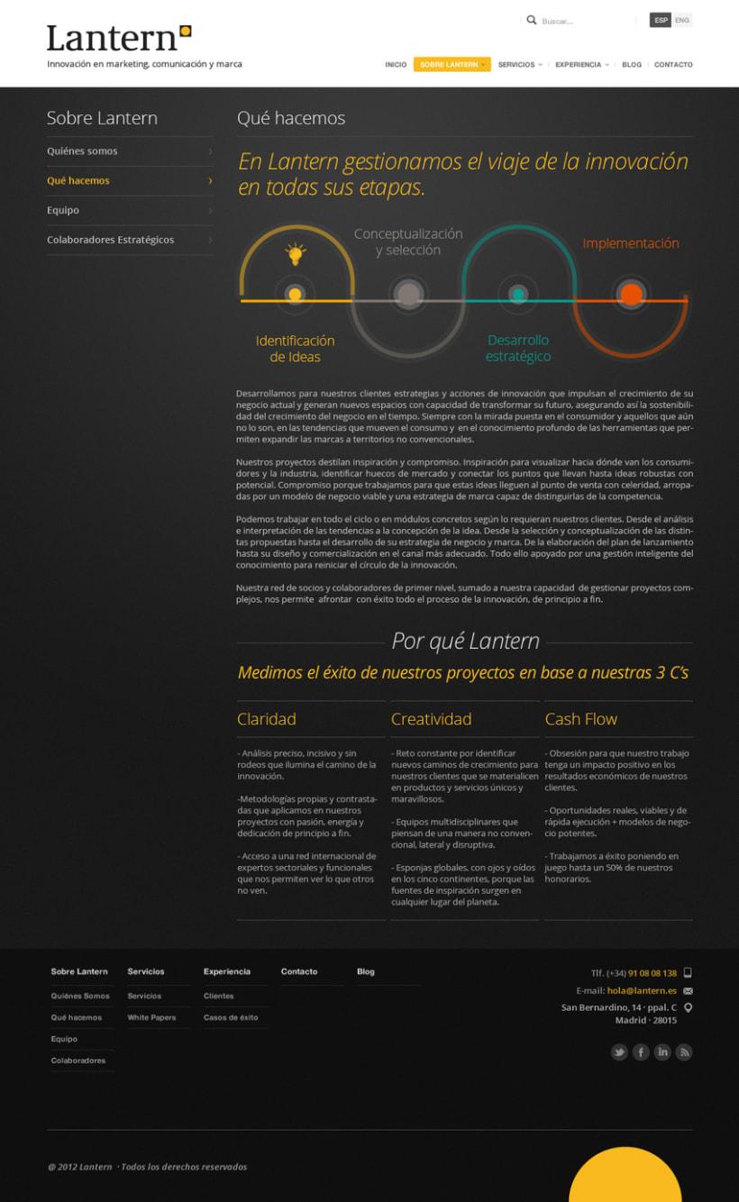 Lantern - Website 4