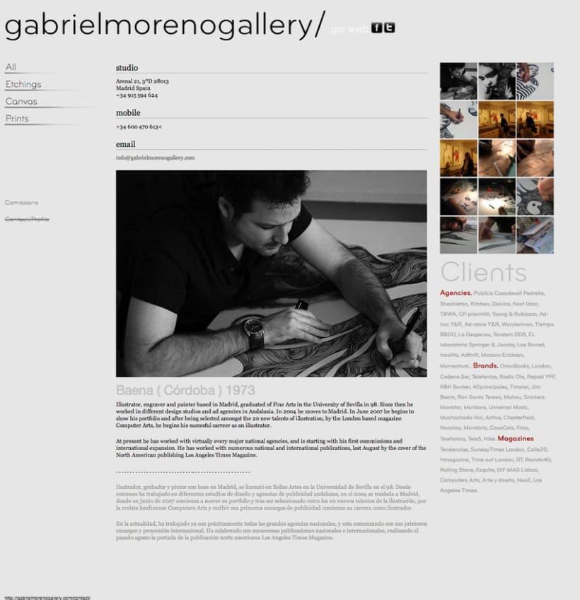 Gabriel Moreno Gallery - Tienda online 4