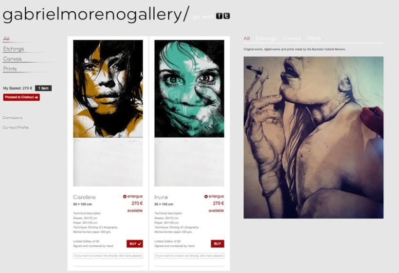 Gabriel Moreno Gallery - Tienda online 3