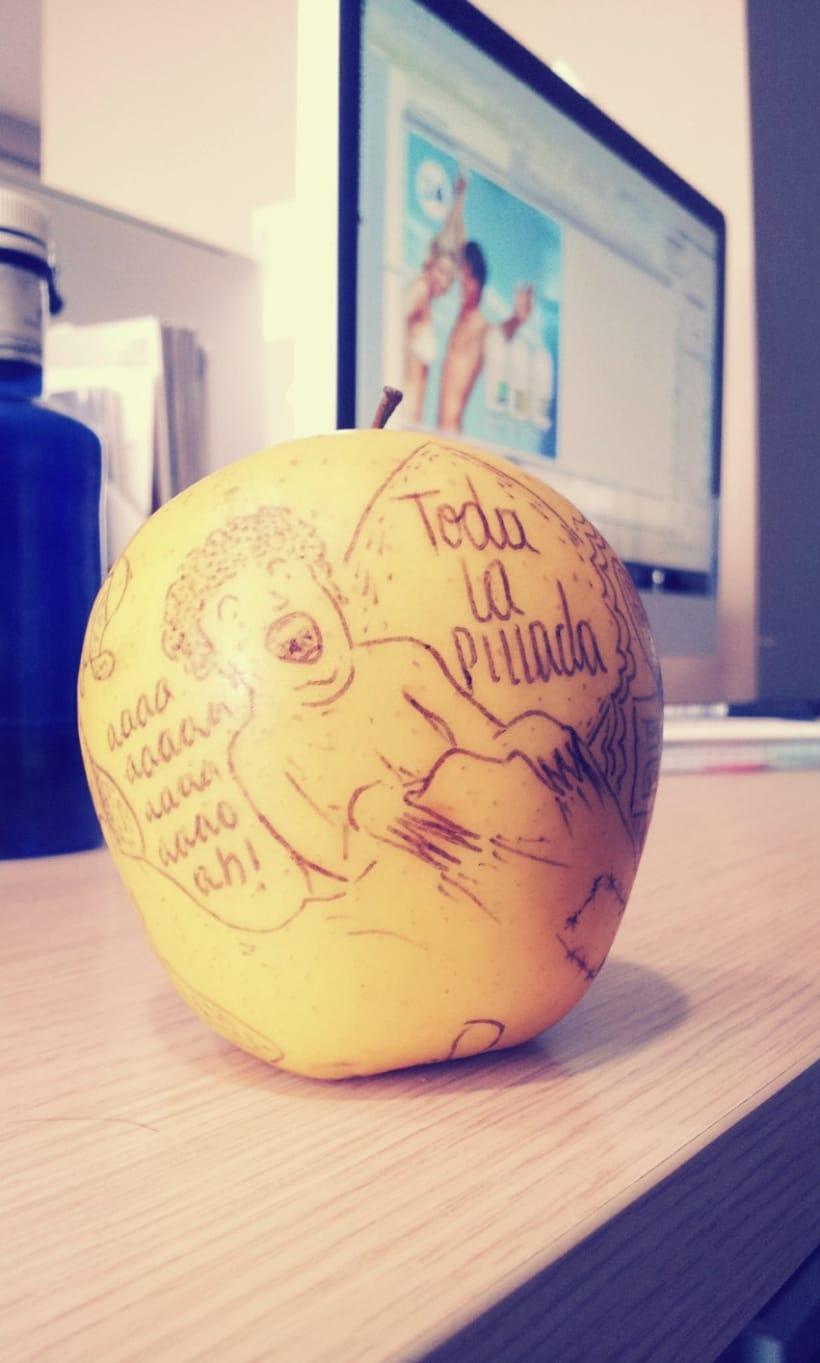 Historia en una manzana 3