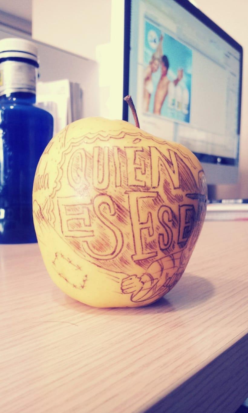 Historia en una manzana 2