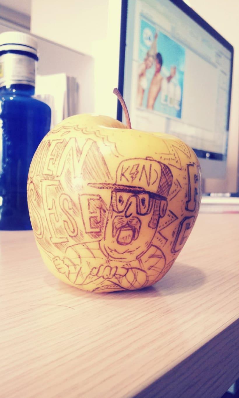 Historia en una manzana 1