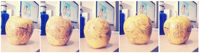 Historia en una manzana 6