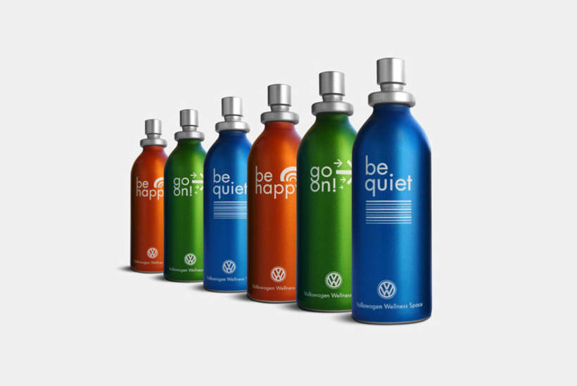 Packaging Volkswagen Wellness Space 2