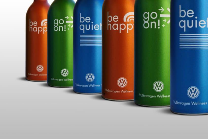 Packaging Volkswagen Wellness Space 4