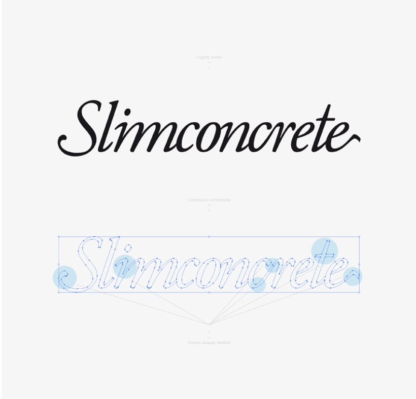 Identidad Slimconcrete by Escofet 1