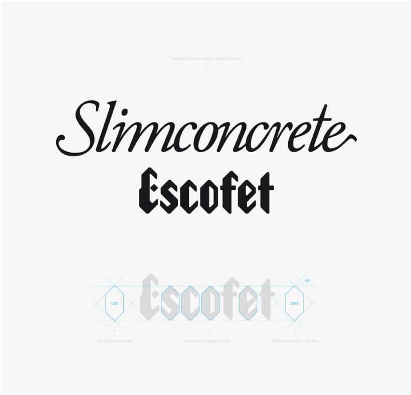 Identidad Slimconcrete by Escofet 2