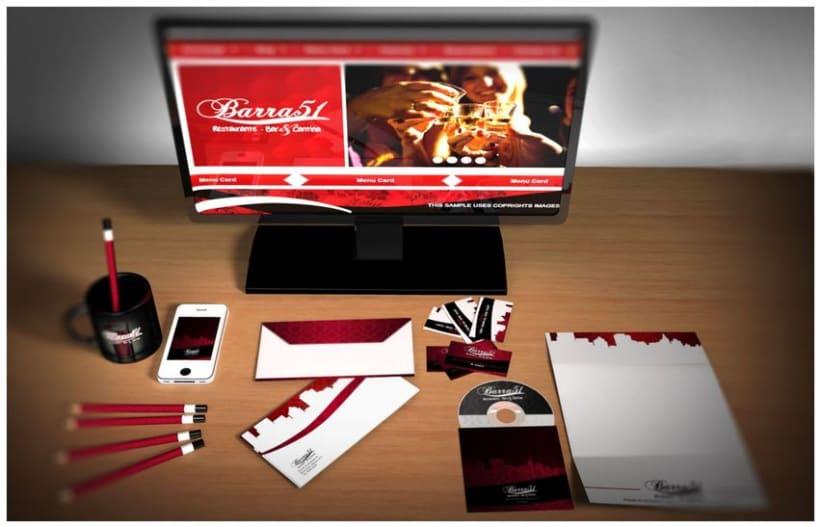 Imagen Corporativa / Branding development 8