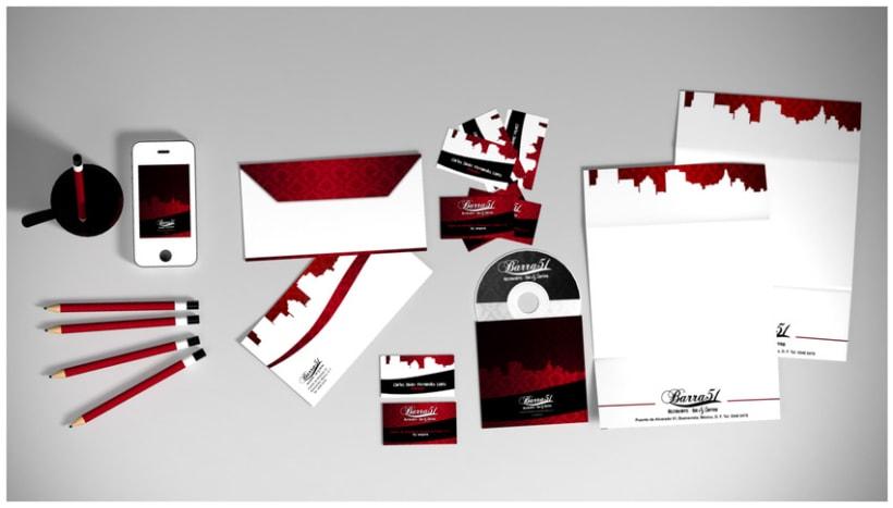 Imagen Corporativa / Branding development 9