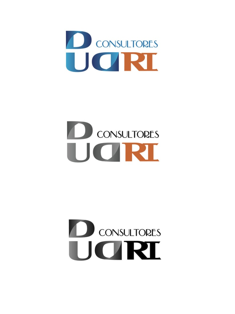 Identidad Corporativa Dud-Ri Consultores 2