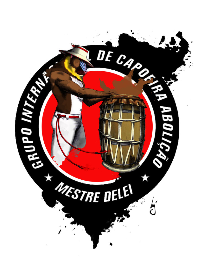2º Batizado Europeo Capoeira Aboliçao 7
