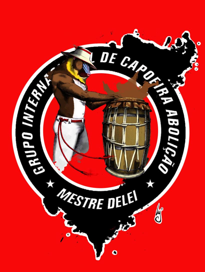2º Batizado Europeo Capoeira Aboliçao 8
