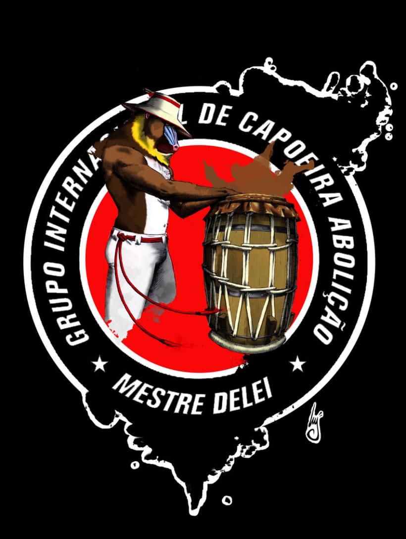 2º Batizado Europeo Capoeira Aboliçao 9