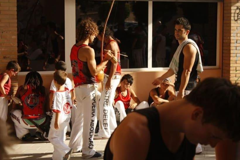 2º Batizado Europeo Capoeira Aboliçao 11