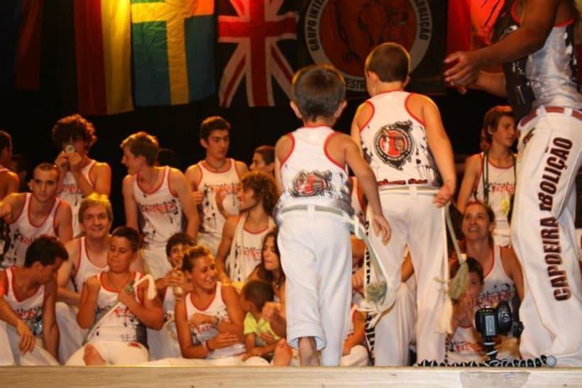 2º Batizado Europeo Capoeira Aboliçao 13