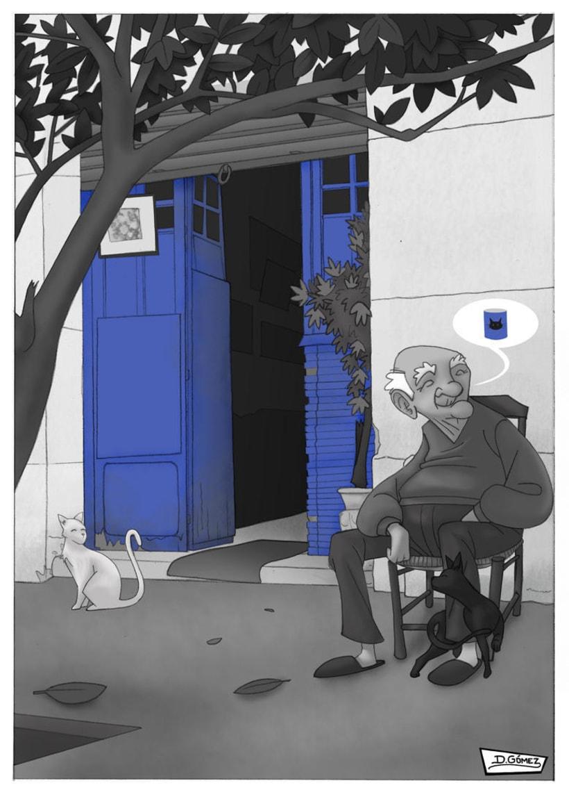 """Exposición """"Els colors de Sant Andreu"""" 8"""