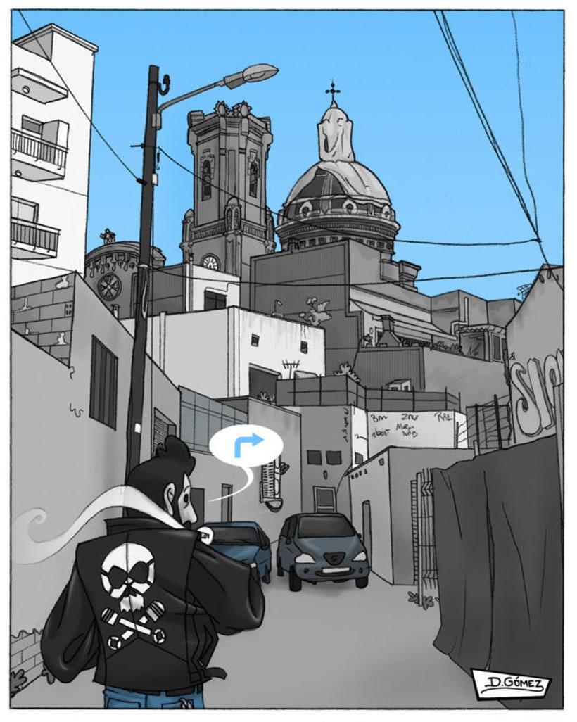 """Exposición """"Els colors de Sant Andreu"""" 4"""