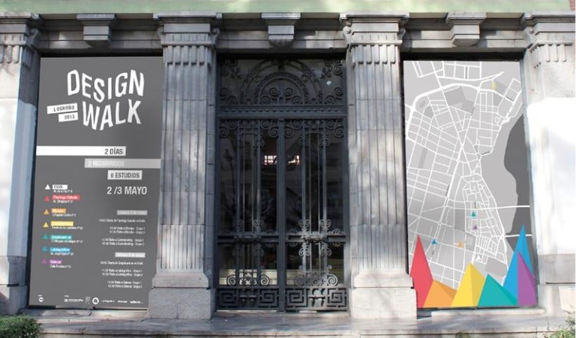 Gráfica Design Walk 2013 Logroño 5