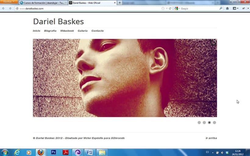 Dariel Baskes 8