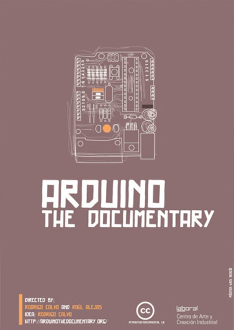 Arduino. The Documentary 1