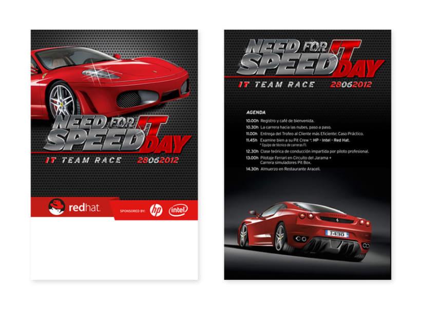 Evento Speed Day 4