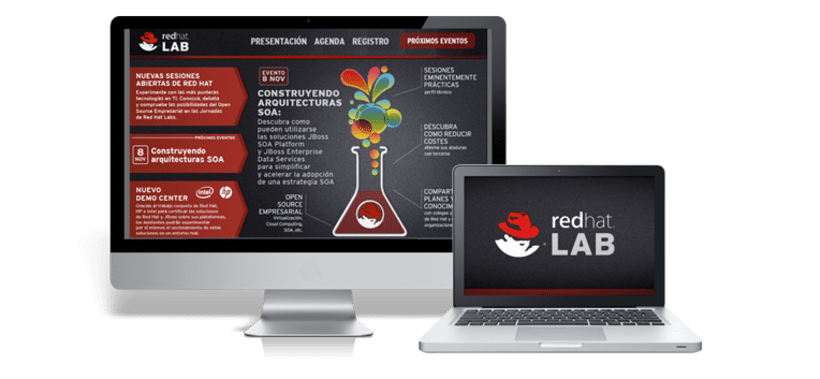 Micro + emailings Red Hat LAB 8