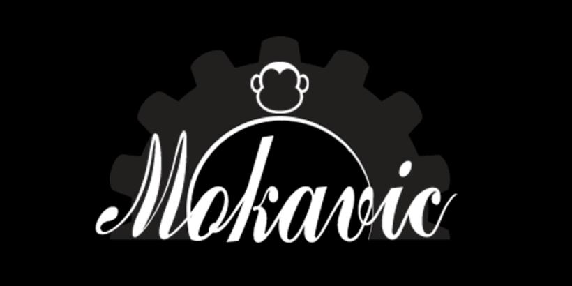 Mokavic logo 1