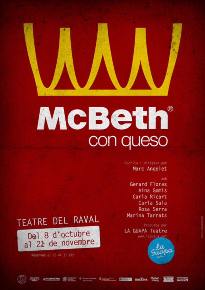 McBeth con queso 1