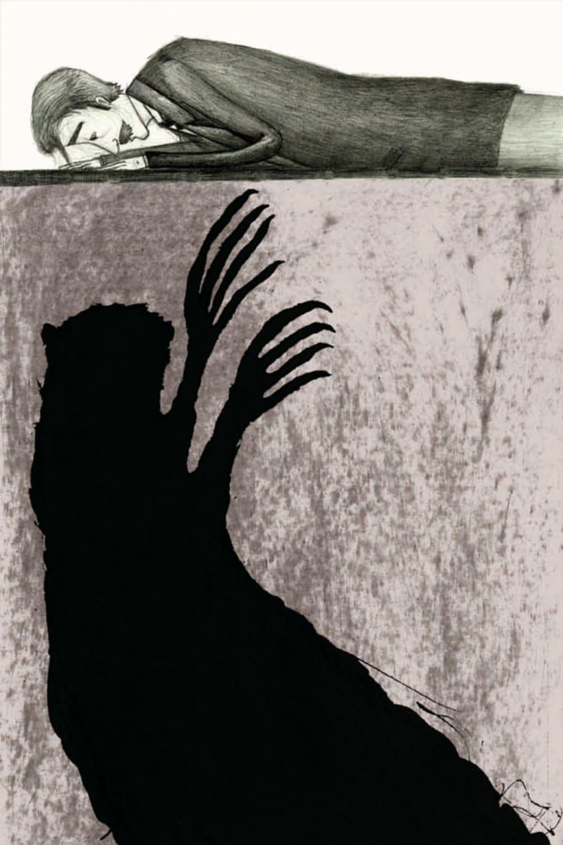 """""""El Gato del Brasil"""" de Arthur Conan Doyle. 1"""