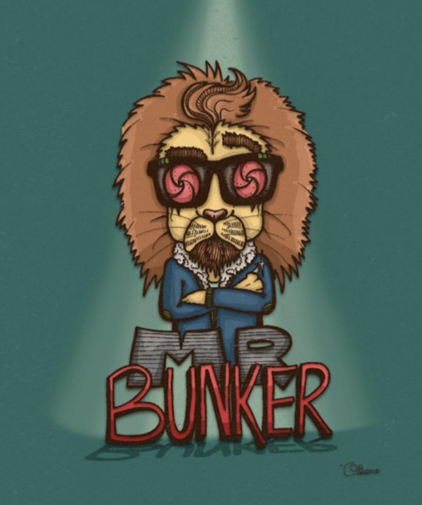 Mr. Bunker 2