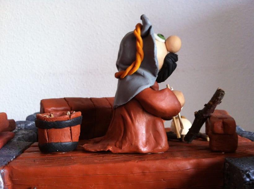 Modelado - Plastilina / 2012 0