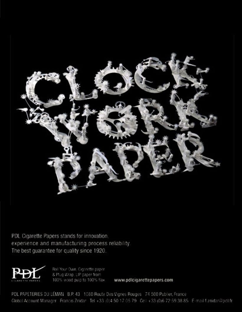 PDL Clock Work Paper 1