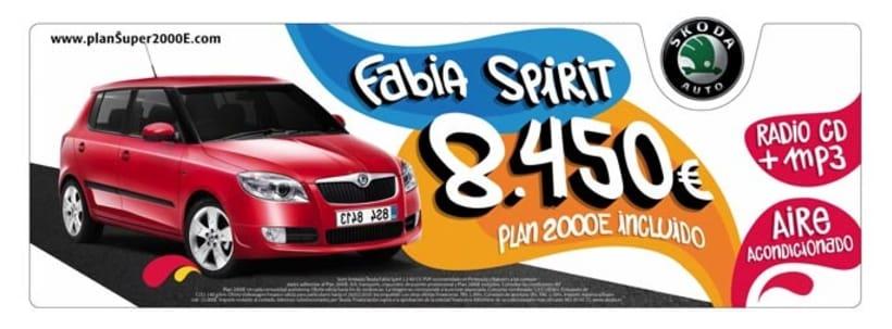 Skoda Fabia Spirit 2