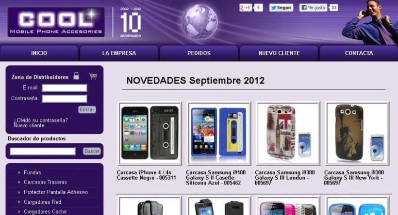 CoolAccesorios - Tienda Online 2