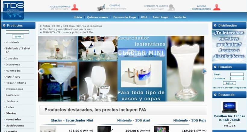 ITDS - Tienda Online 2