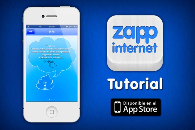 Zappinternet iOS App 3