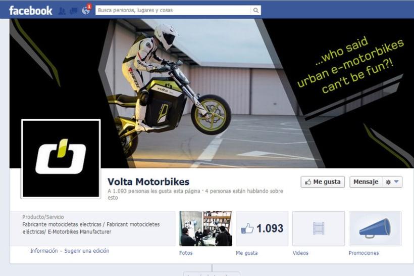 Volta Motorbikes 1