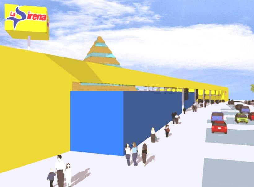 Centro Comercial Higuey 10