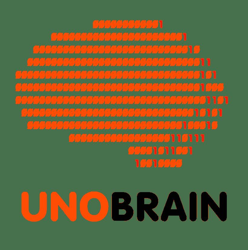 Logotipo de Unobrain 1