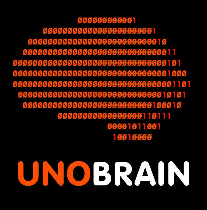 Logotipo de Unobrain 4