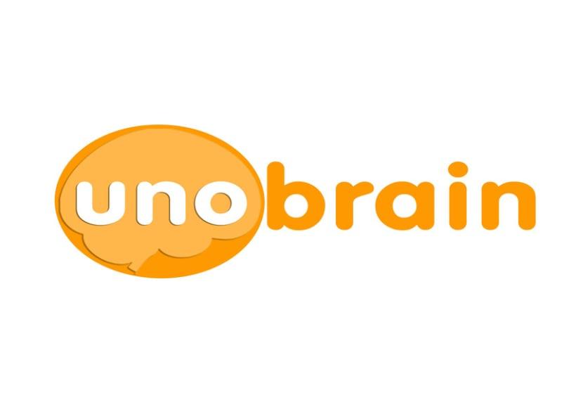 Logotipo de Unobrain 5