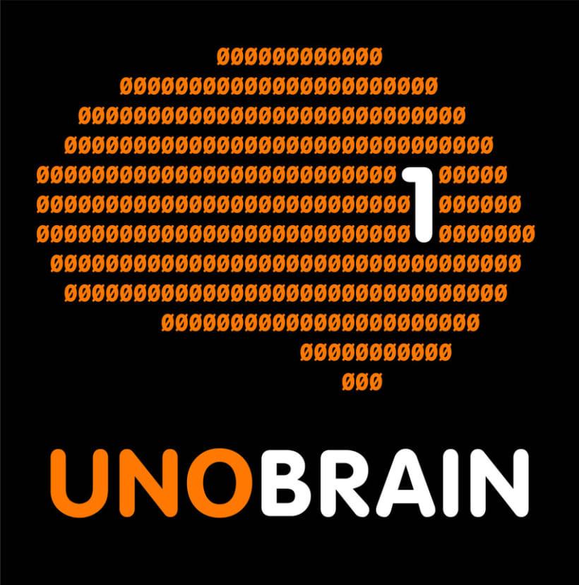 Logotipo de Unobrain 7