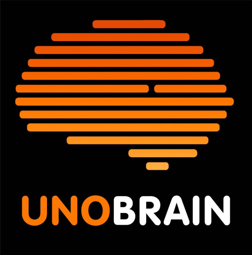 Logotipo de Unobrain 8