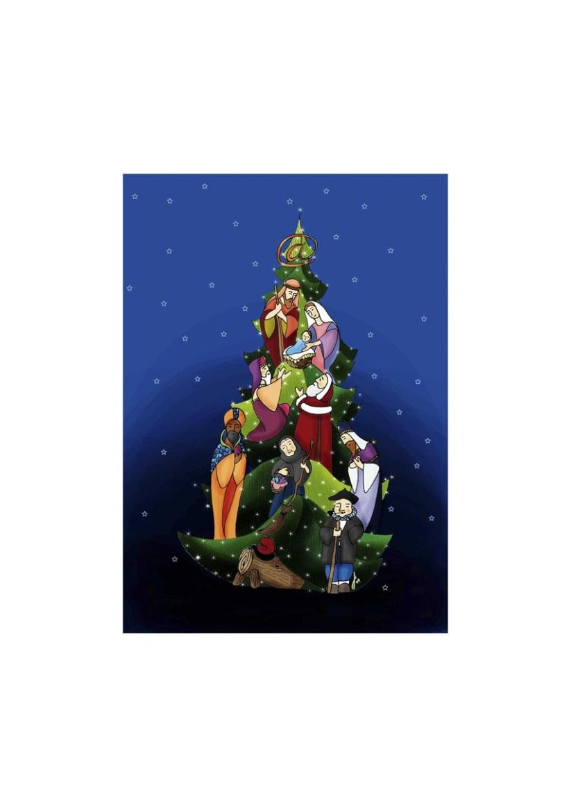 Felicitaciones de Navidad 5