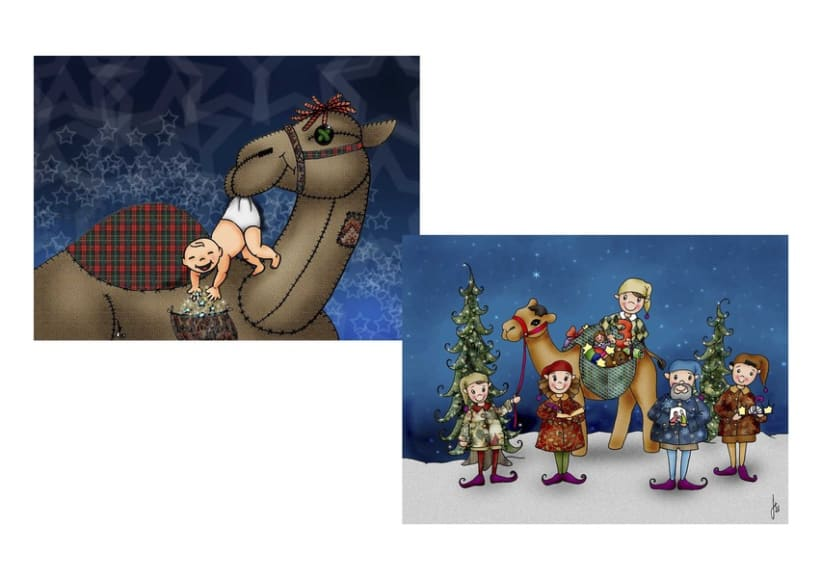 Felicitaciones de Navidad 4