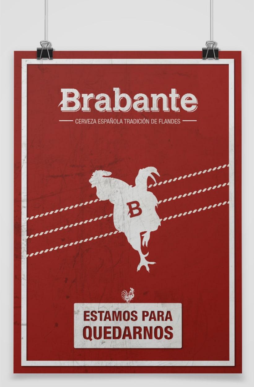 Brabante Cervezas | Concurso Haznos Leyenda 2