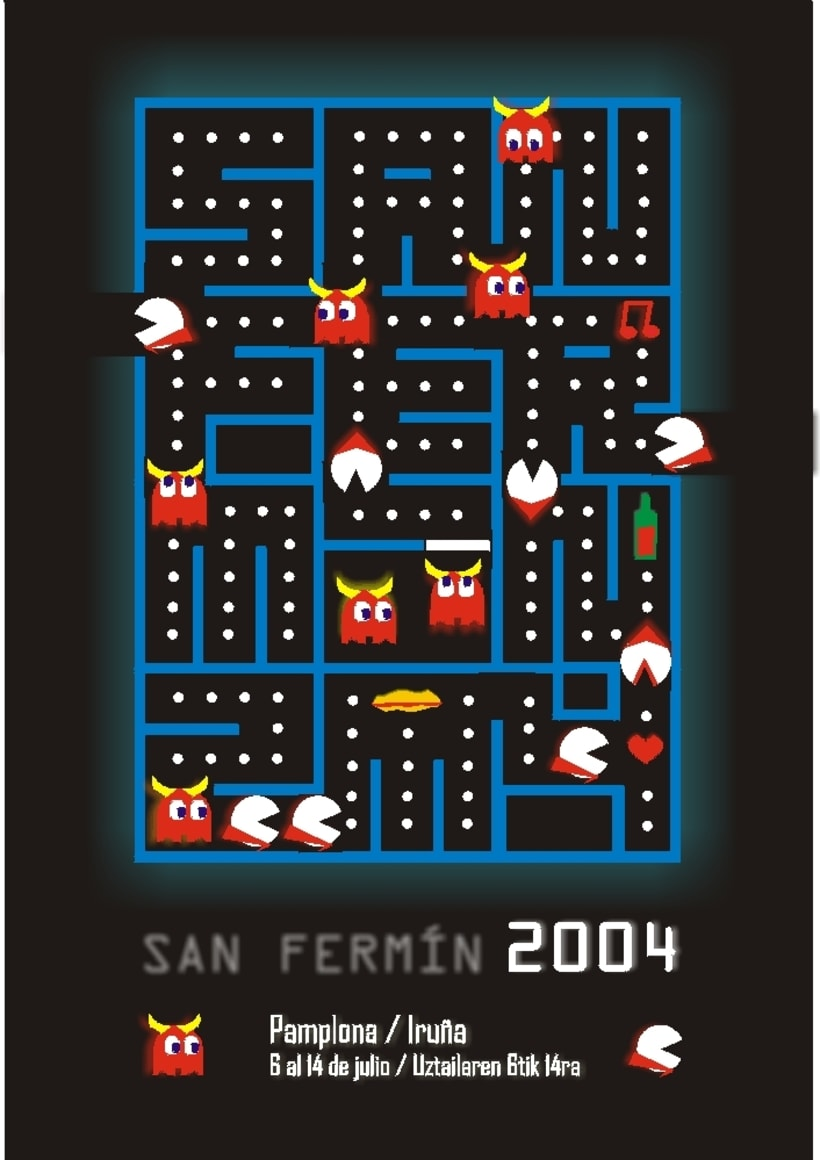 San Fermín 2004. 2