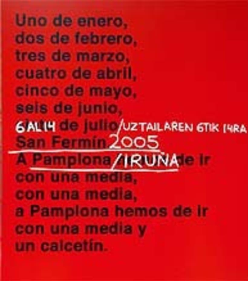 San Fermín 2005 4
