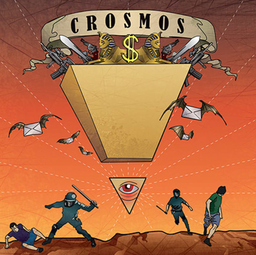 Crosmos cover 1