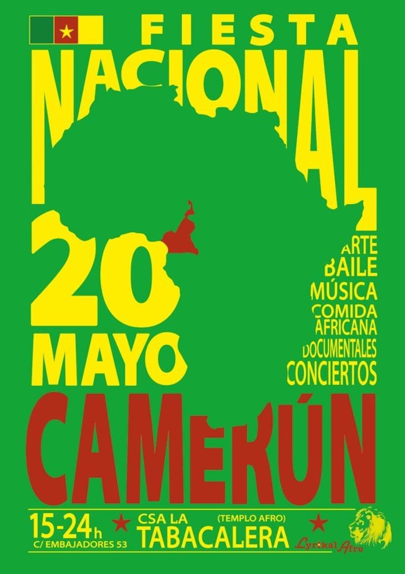 Fiesta 20 Mayo 1